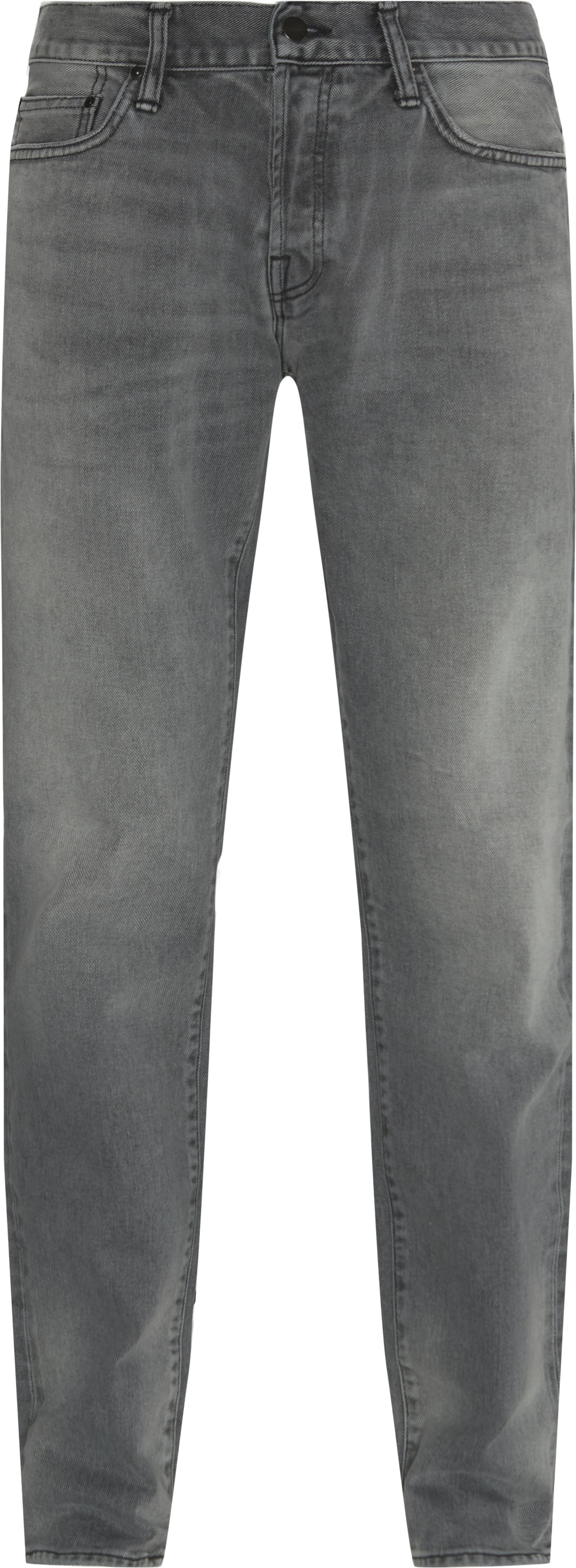 Klondike Pant I024945 - Jeans - Tapered fit - Sort